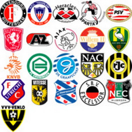 N��erlandaise logo du club de football