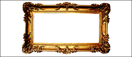 Continental Gold Photo Frame