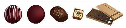 Chocolate Series ordinateur icône png transparent